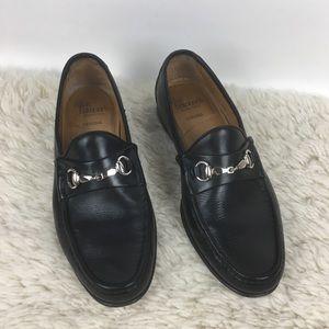 Allen Edmonds Verona leather horsebit loafer